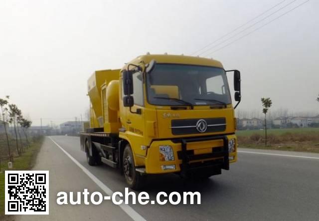 Luxin NJJ5165TXB pavement hot repair truck