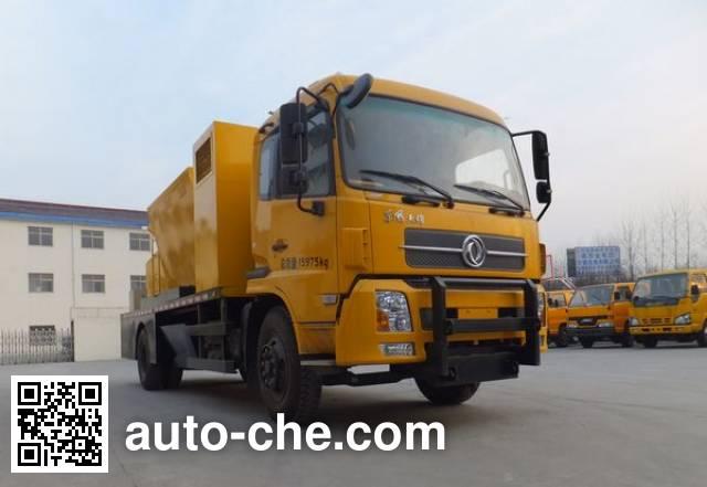 Luxin NJJ5166TXB pavement hot repair truck