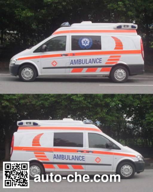 Yuhua NJK5031XJHH ambulance