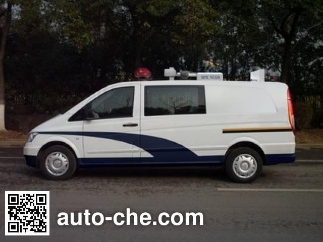 Yuhua NJK5031XQC prisoner transport vehicle