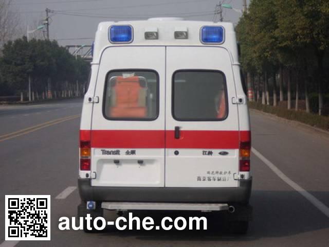 Yuhua NJK5038XJH25 ambulance
