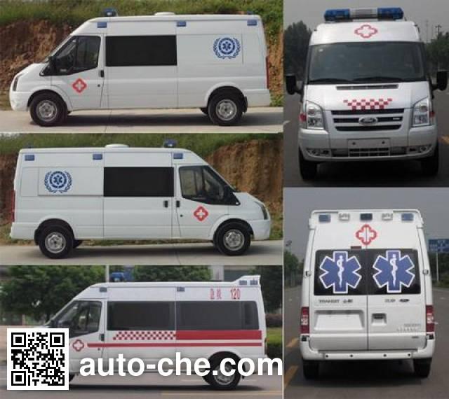 Yuhua NJK5038XJH6 ambulance