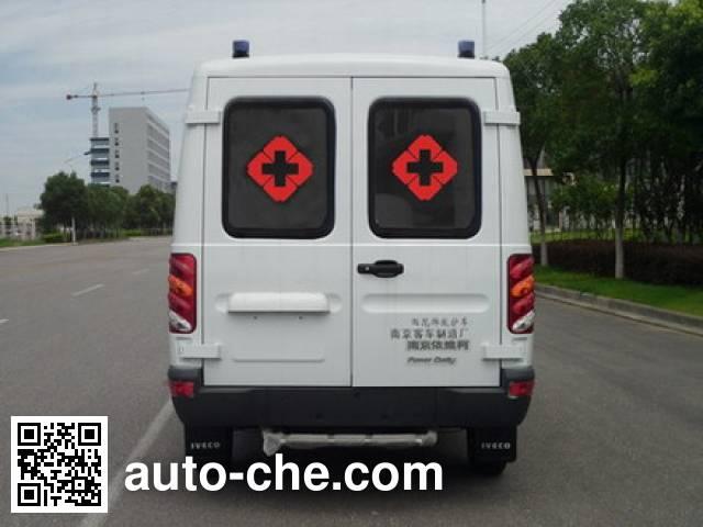 Yuhua NJK5040XJH5 ambulance