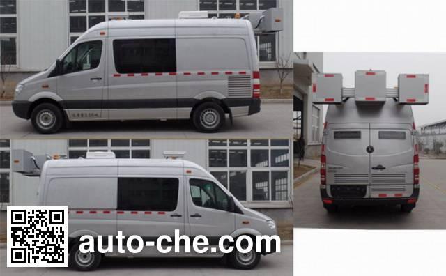 Yuhua NJK5042XJCD inspection vehicle