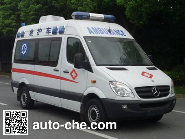 Yuhua NJK5042XJHD ambulance
