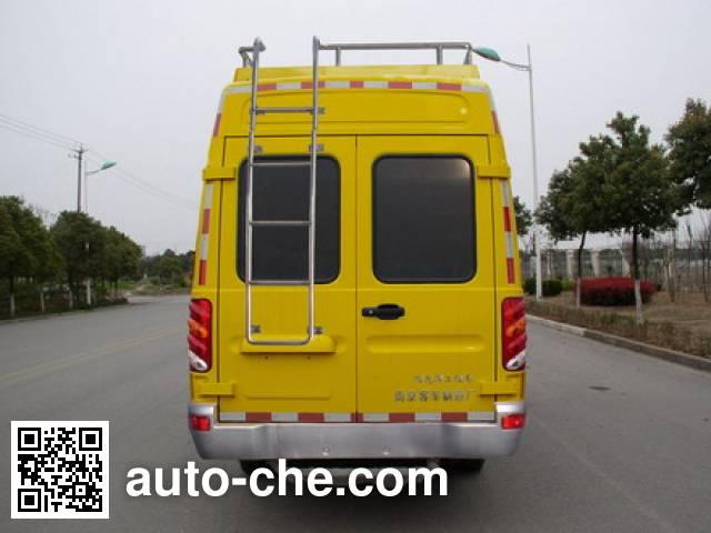 Yuhua NJK5046XGC4 engineering works vehicle