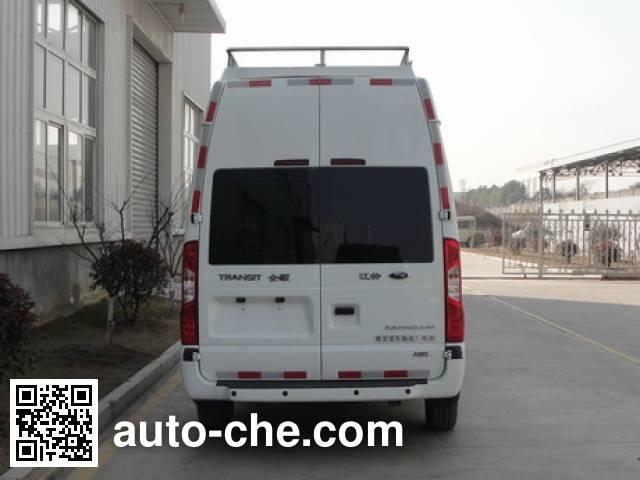 Yuhua NJK5048XJC45 inspection vehicle