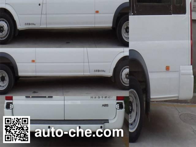 Yuhua NJK5048XJCN5 inspection vehicle