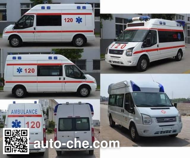 Yuhua NJK5048XJH45 ambulance