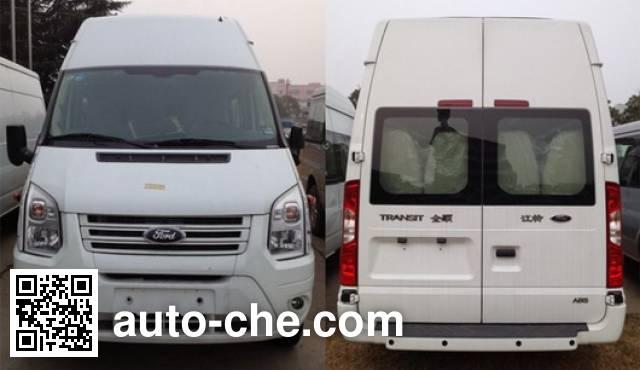 Yuhua NJK5048XJC4 inspection vehicle
