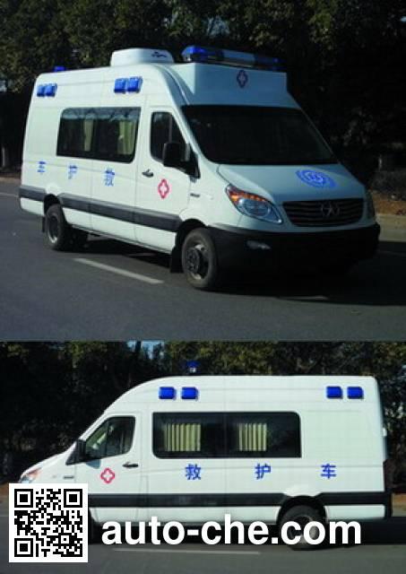 Yuhua NJK5049XJH4 ambulance