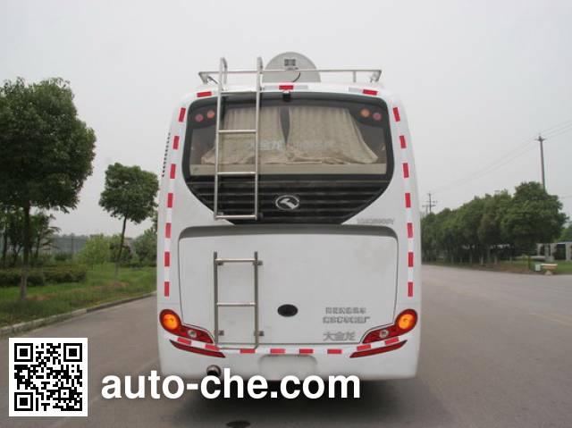 Yuhua NJK5121XZH communications command vehicle