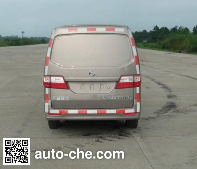 Kaiwo NJL5020XXYBEV9 electric cargo van