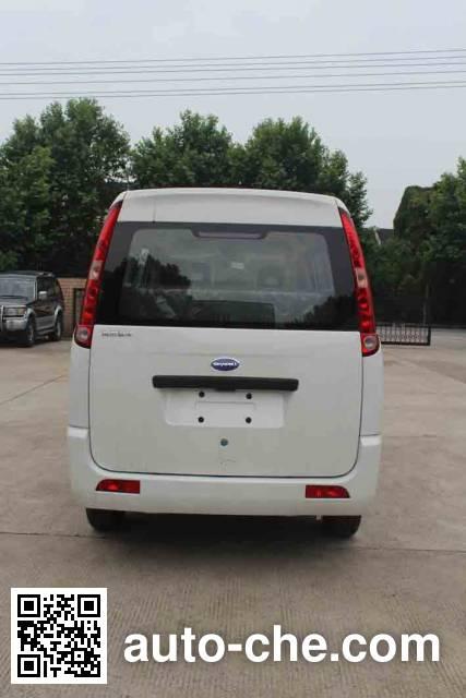 开沃牌NJL5021XDWBEV1纯电动流动服务车