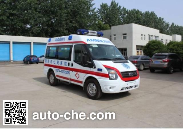 Kaiwo NJL5039XJH5 ambulance