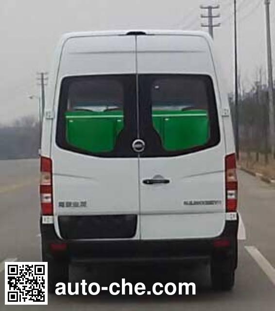 开沃牌NJL5040XDWBEV1纯电动流动服务车