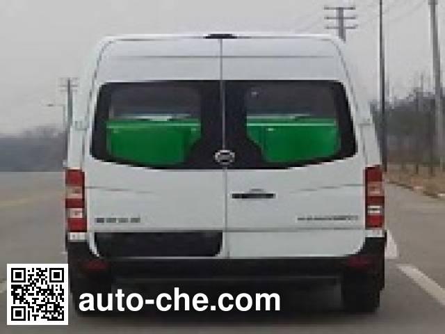 开沃牌NJL5040XDWBEV2纯电动流动服务车