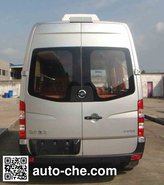 Dongyu Skywell NJL5040XLJ1 motorhome