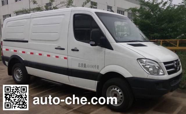 Kaiwo NJL5040XXYBEV electric cargo van