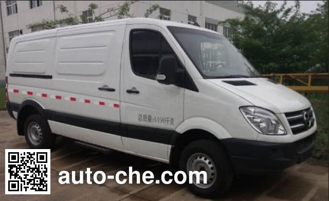 Kaiwo NJL5040XXYBEV5 electric cargo van