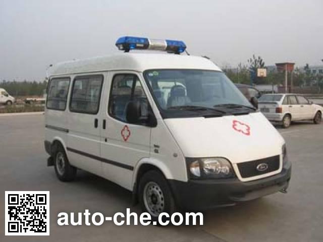 Kaiwo NJL5048XJH ambulance