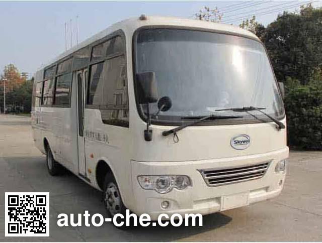 Kaiwo NJL5060XYL medical vehicle