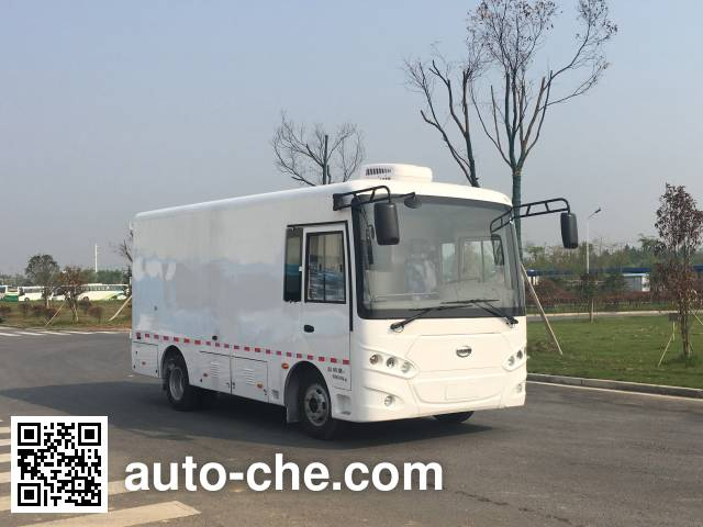 Kaiwo NJL5073XXYBEV1 electric cargo van