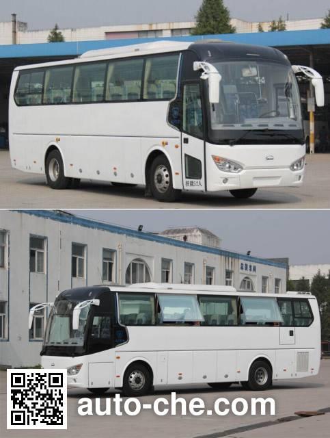 开沃牌NJL6107BEV5纯电动客车