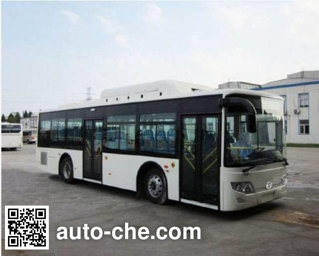 开沃牌NJL6109GN5城市客车