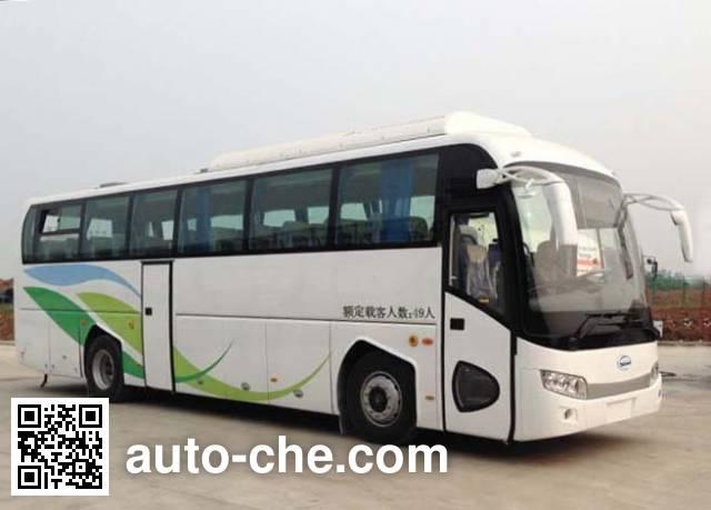 开沃牌NJL6118BEV5纯电动客车