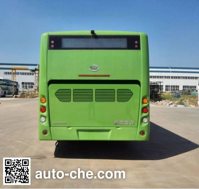 开沃牌NJL6119G5城市客车