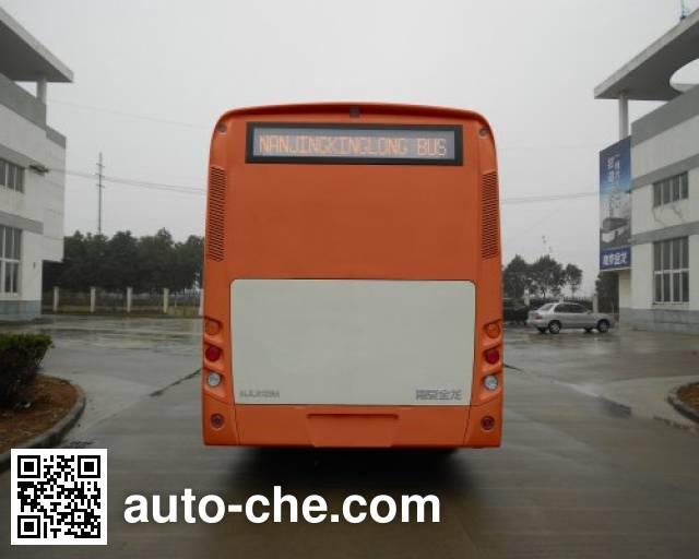 开沃牌NJL6120G4城市客车