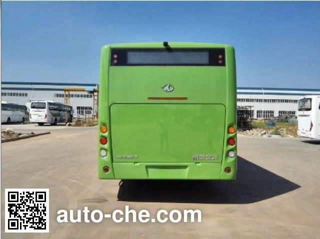 Dongyu Skywell NJL6129BEV12 electric city bus