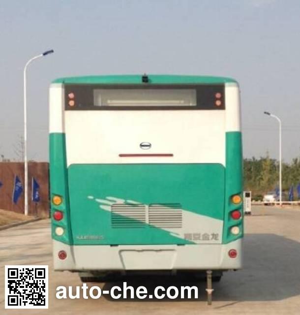 开沃牌NJL6129BEV10纯电动城市客车