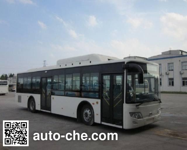 开沃牌NJL6129GN5城市客车