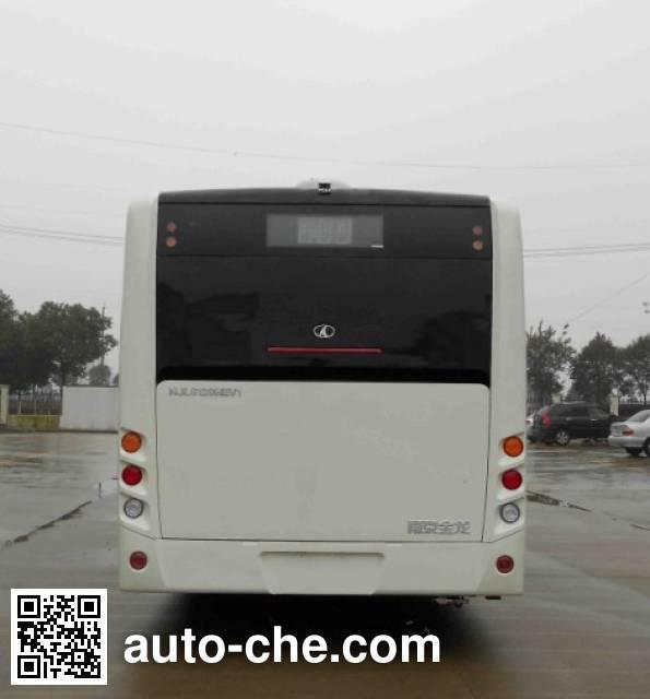 Dongyu Skywell NJL6129HEV1 hybrid city bus