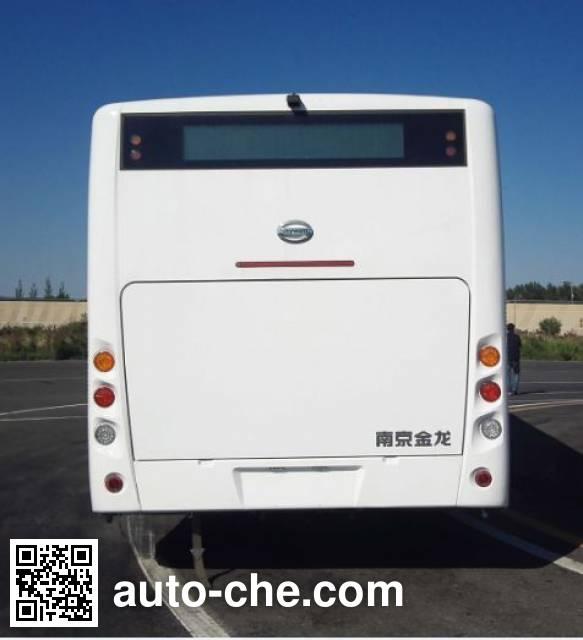 开沃牌NJL6129HEVN2混合动力城市客车