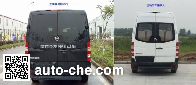 Kaiwo NJL6600BEV25 electric bus
