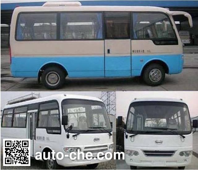 开沃牌NJL6608GFN5城市客车