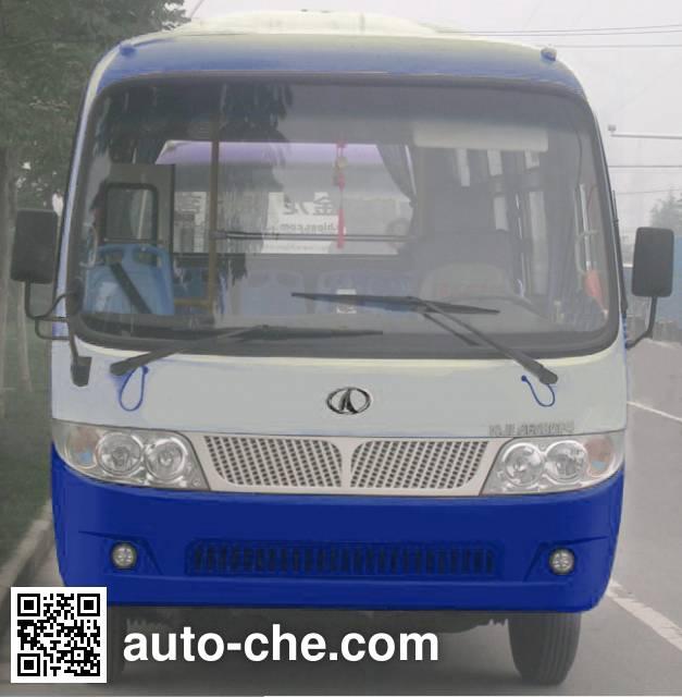 开沃牌NJL6608GF4城市客车
