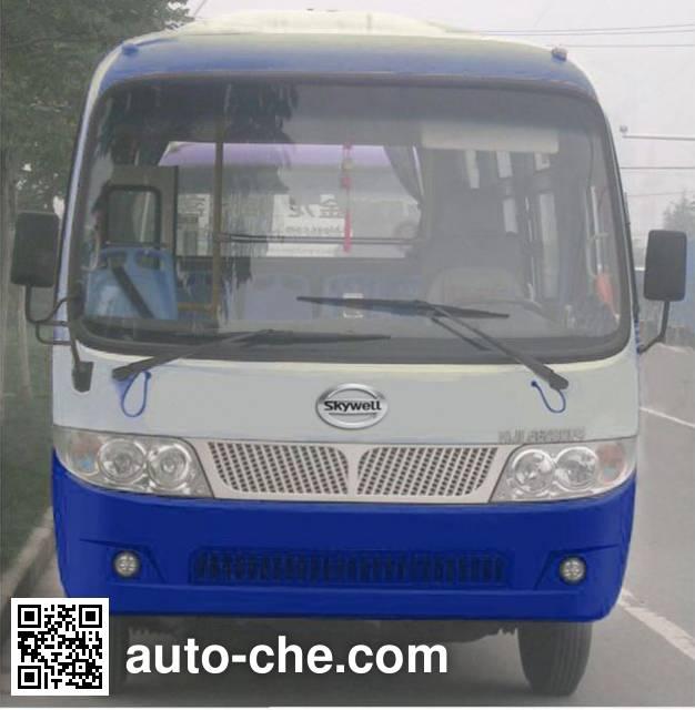 开沃牌NJL6608YF4轻型客车