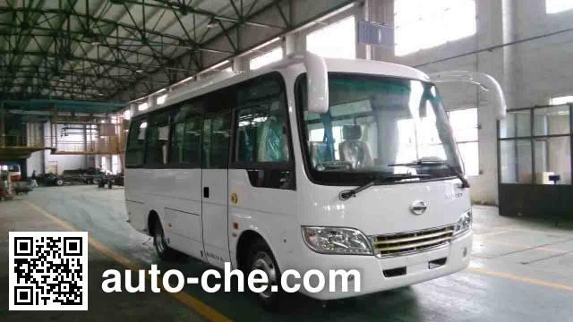 开沃牌NJL6661BEV纯电动客车
