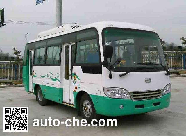 开沃牌NJL6661BEVG纯电动城市客车