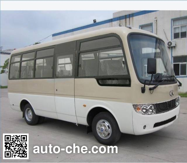 开沃牌NJL6668GFN5城市客车