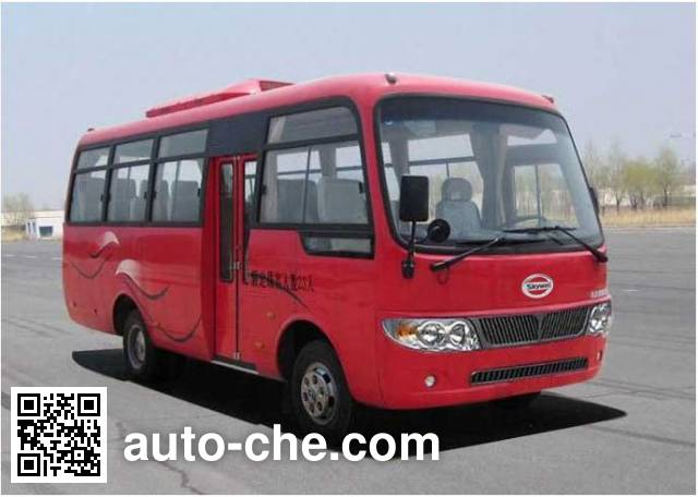 Kaiwo NJL6668YF8 bus
