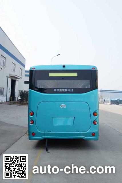 Kaiwo NJL6680BEV18 electric city bus