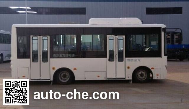 Dongyu Skywell NJL6700BEV7 electric city bus