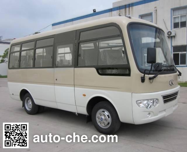 开沃牌NJL6668GF4城市客车