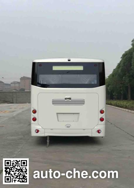开沃牌NJL6769BEV纯电动城市客车