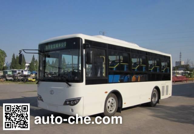 开沃牌NJL6769G4城市客车